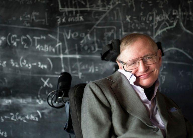 Stephen Hawking: el conocimiento al alcance de la mano