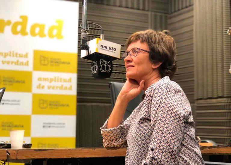 Ángeles Wolder en Estudio Abierto