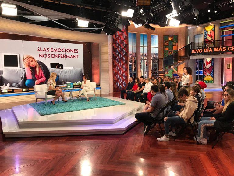 Ángeles Wolder en Telemundo