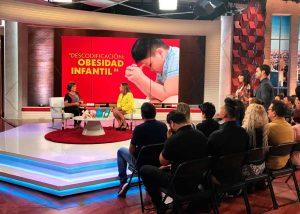 Obesidad infantil: entrevista Ángeles Wolder para Telemundo