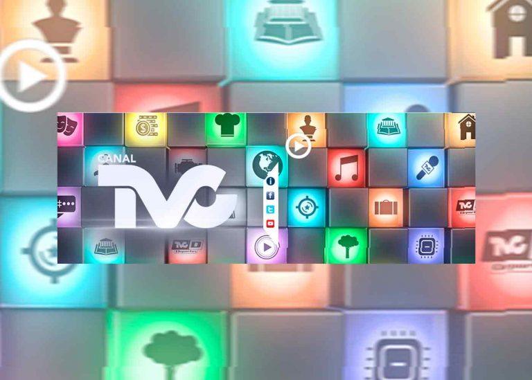 Ángeles Wolder en TVC Noticias