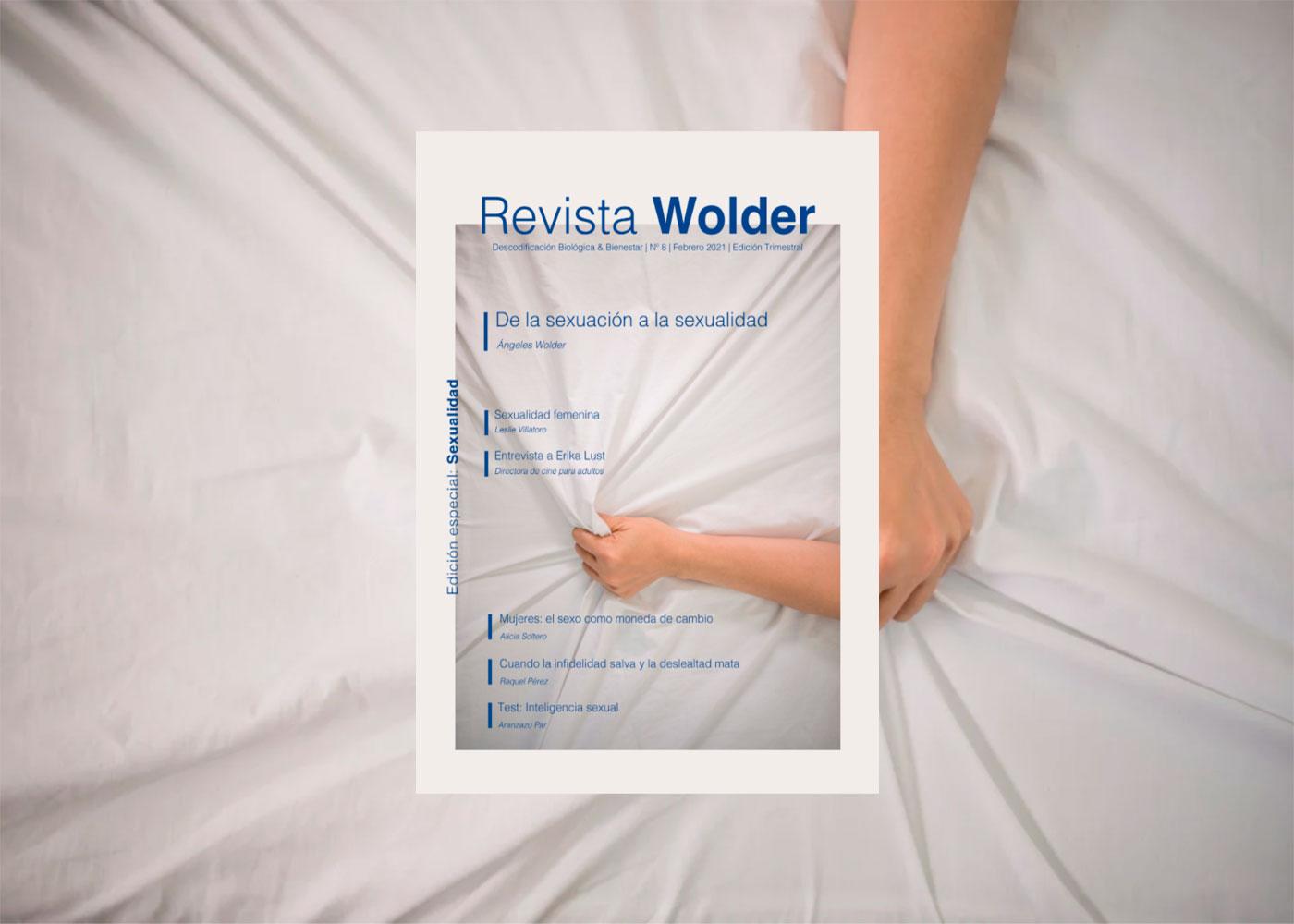 Revista Wolder Sexualidad